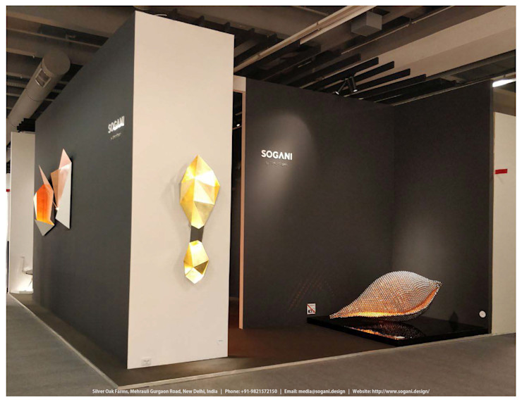 SOGANI @ Light+Building Epistle Communications 藝術品其他藝術物件