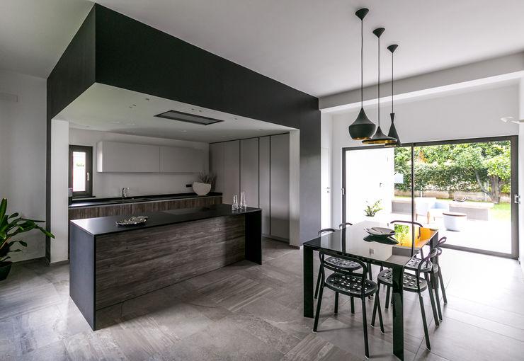 Casa Dante Arch. Francesco FEDELE Cucina moderna