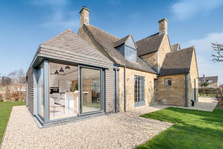 Arts & Crafts House design storey Single family home Tiles Grey