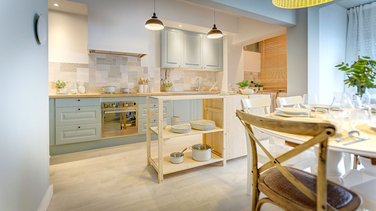 Querido Mudei a Casa - Episódio #2421 Homestories Cozinhas escandinavas