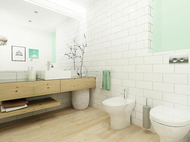 Casa da Susana Homestories Casas de banho escandinavas
