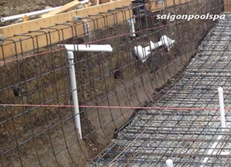 Công ty thiết kế xây dựng hồ bơi Saigonpoolspa