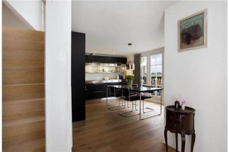 Dineke Dijk Architecten 現代廚房設計點子、靈感&圖片