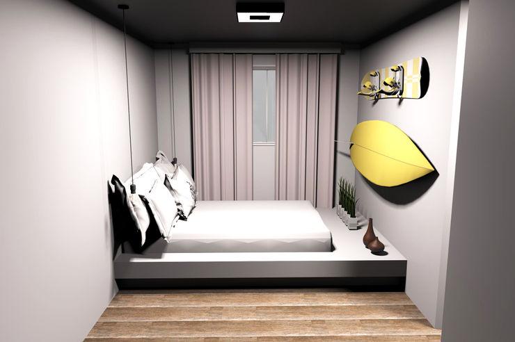 BSK Studio Modern style bedroom