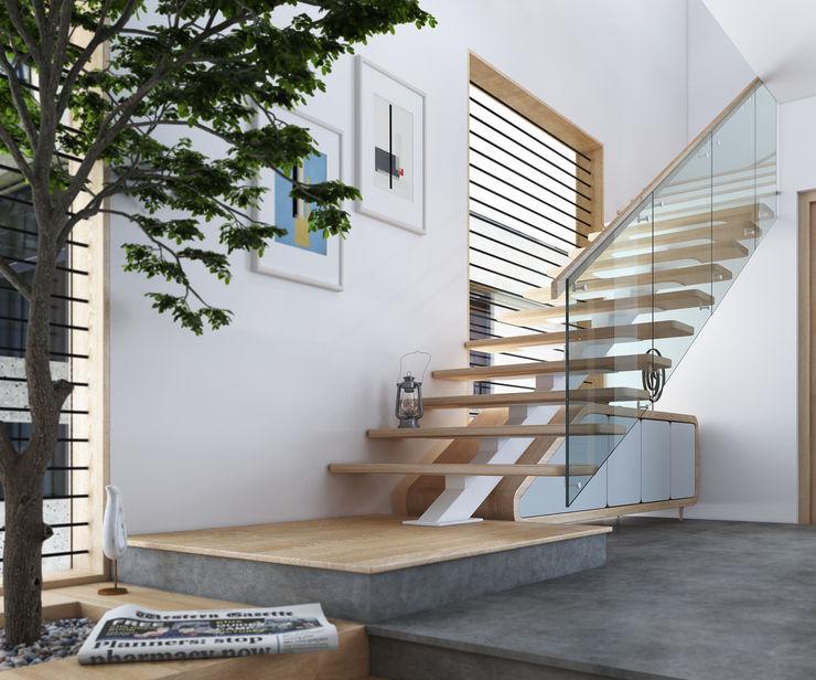 Studio Gritt Treppe