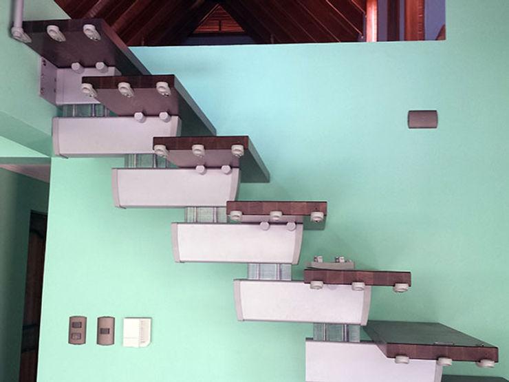 Constructora Las Américas S.A. Stairs