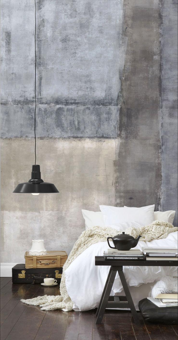 Co&Ca Lighting SchlafzimmerBeleuchtung Eisen/Stahl Schwarz