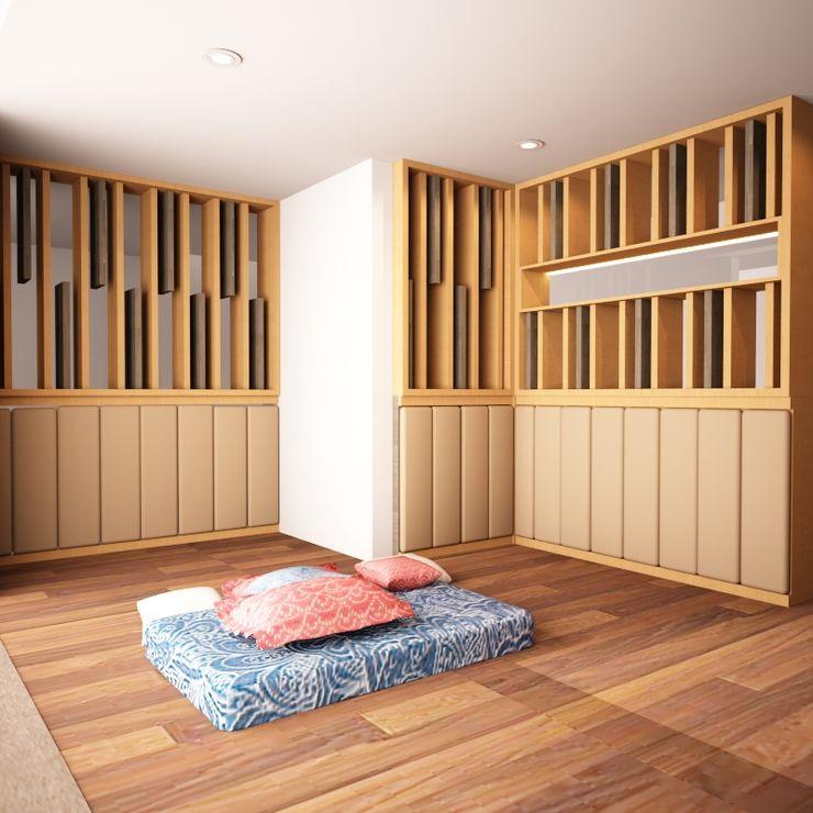 Livint design 客廳 合板 Beige