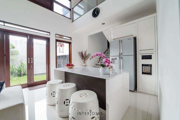Dapur Bersih INTERIORES - Interior Consultant & Build Dapur Modern