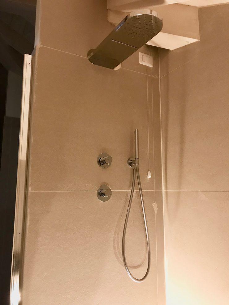 Soffione doccia a tre vie Cozzi Arch. Mauro Spa moderna