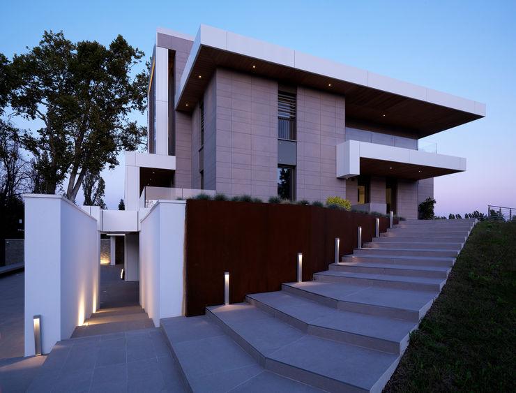 Villa Unifamiliare - Campagna di Udine - Massimo Viti Architetto studio Architectural Make-Up+ Casa unifamiliare