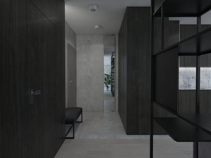 UTOO-Pracownia Architektury Wnętrz i Krajobrazu Коридор