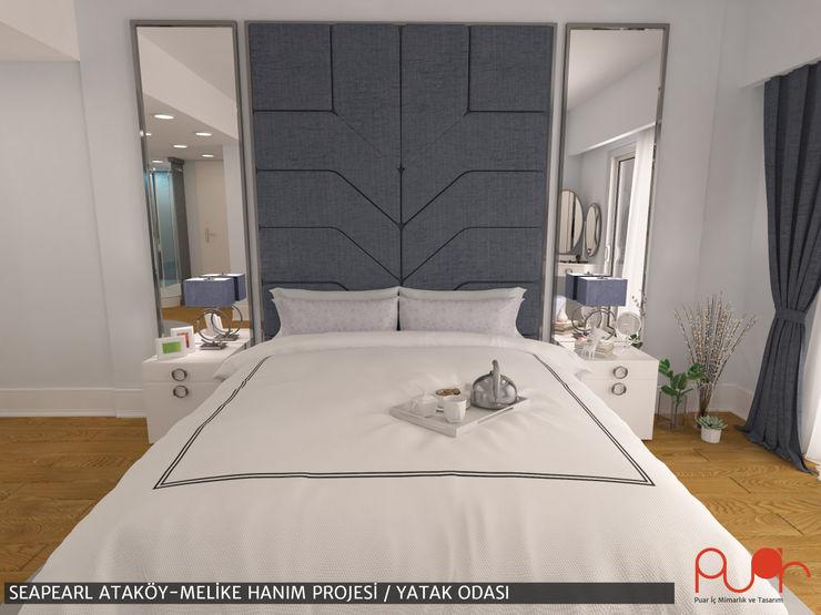 homify Yatak OdasıYataklar & Yatak Başları