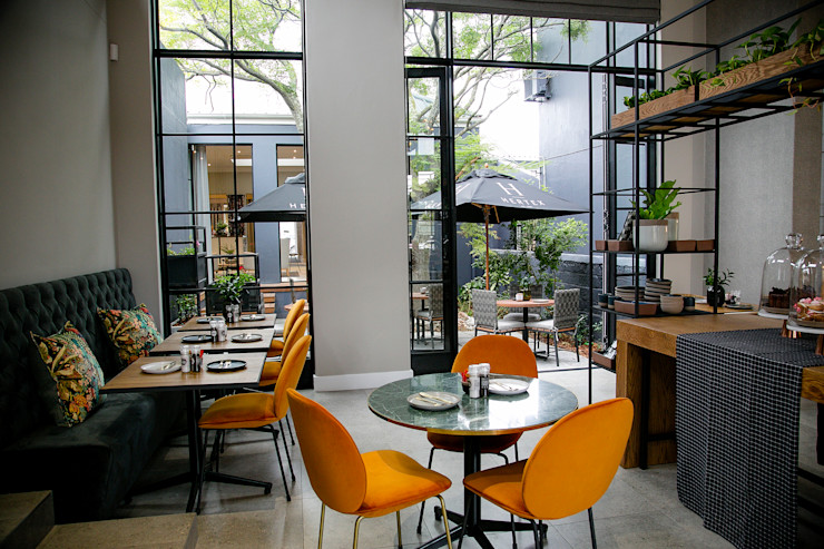 Interior Design - Hertex Eatery Renov8 CONSTRUCTION