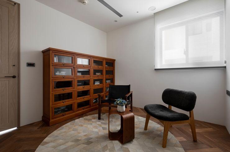 次臥室 邑田空間設計 Classic style bedroom