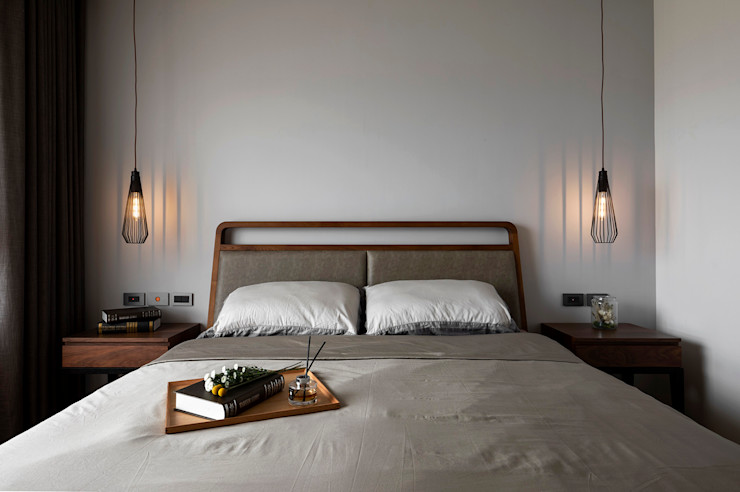 主臥室 邑田空間設計 Classic style bedroom