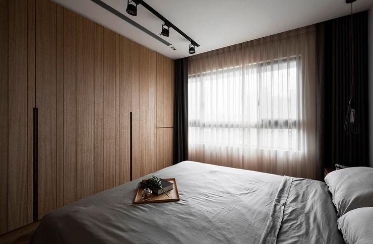 主臥室衣櫃 邑田空間設計 Classic style bedroom