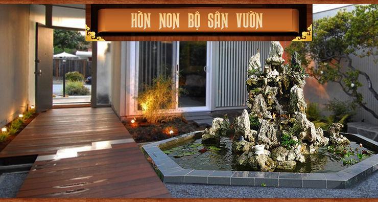 Giới thiệu về hòn non bộ tại nonbo.net.vn Công Ty Thi Công Và Thiết Kế Tiểu Cảnh Non Bộ