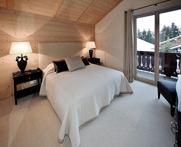 Guests Bedroom Antoine Chatiliez Camera da letto moderna