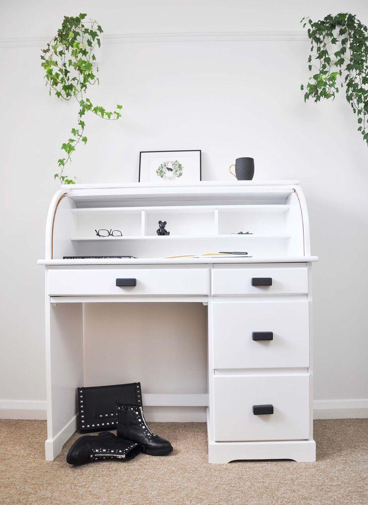 Ceramics handles – Rectangle – colour black matt glaze Viola Ceramics Studio CasaAccessori & Decorazioni Ceramica Nero