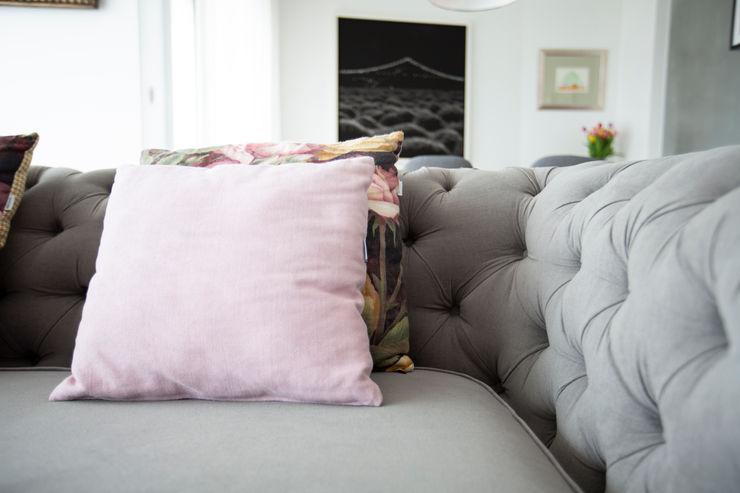 Sala Comum maria inês home style Salas de estar modernas