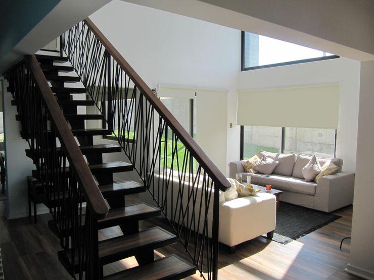 Lau Arquitectos Stairs