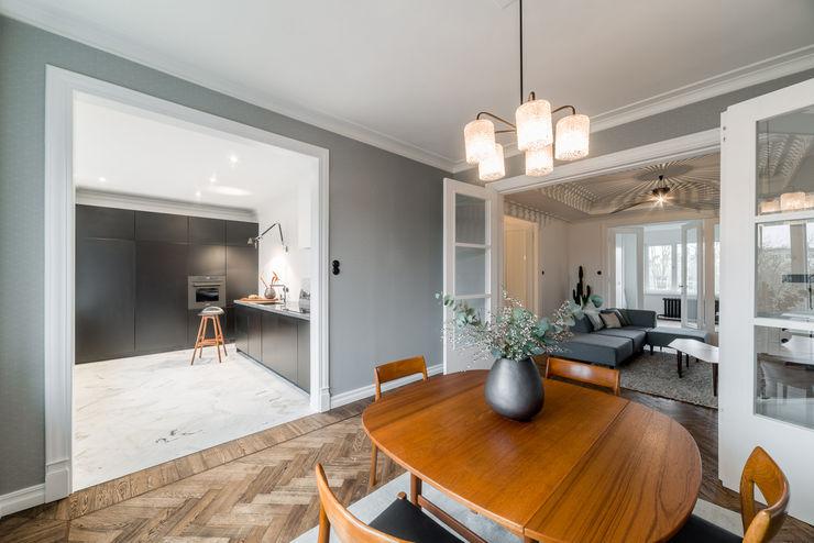 Esszimmer skandinavisch Baltic Design Shop Skandinavische Esszimmer Holz Weiß