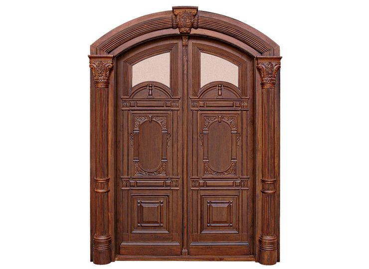 D P Woodtech Pvt Ltd Classic style doors