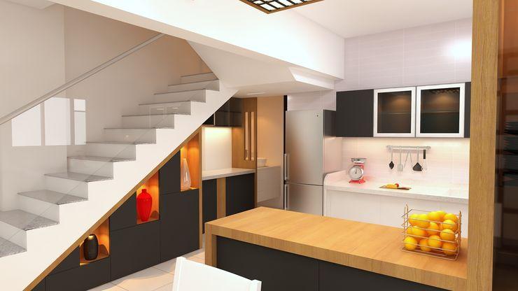 Fuze Interiors Stairs