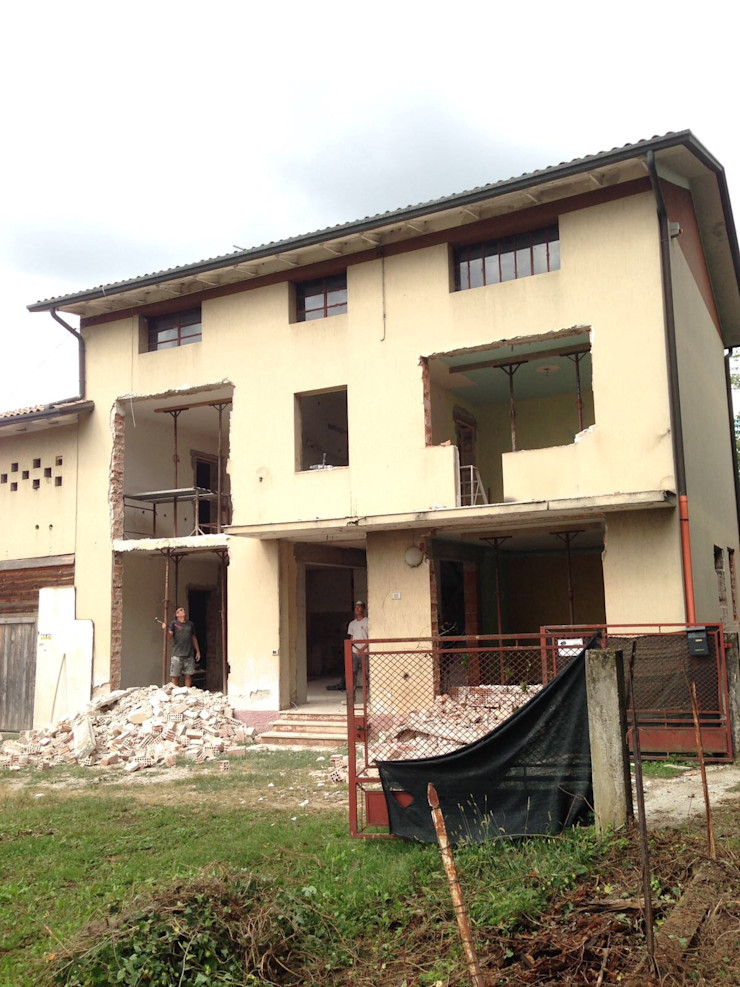 Architetti Baggio Спальня