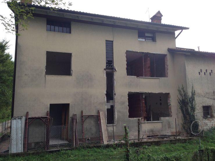 Architetti Baggio Вітальня