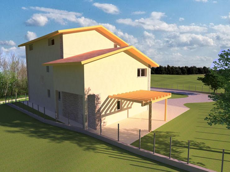 Architetti Baggio Будинки