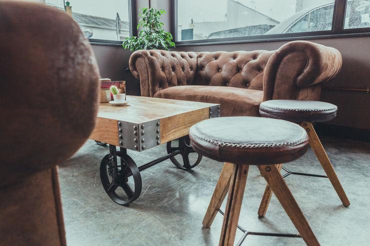 MALABARES cafe & copas DESVAN VINTAGE Bares y clubs de estilo industrial