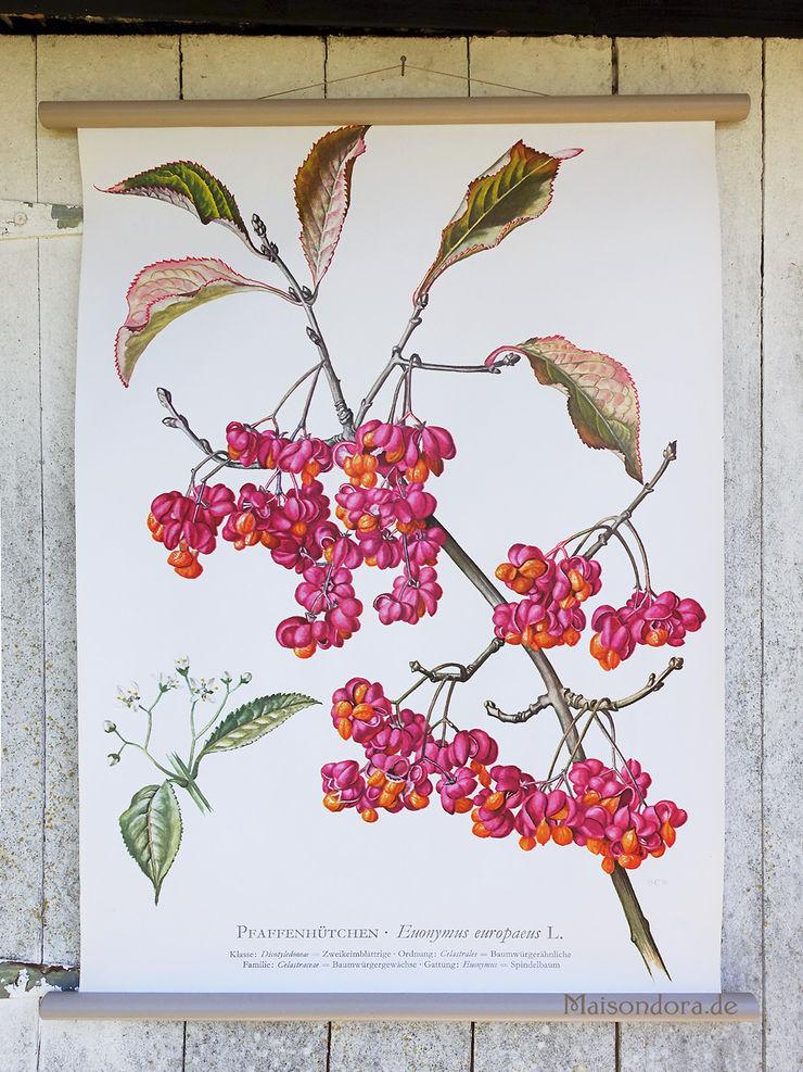 Maisondora Vintage Living Dining roomAccessories & decoration Paper Pink