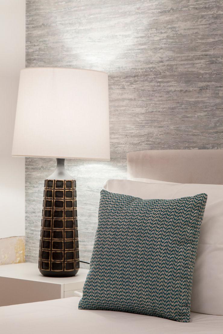 Traço Magenta - Design de Interiores BedroomAccessories & decoration Blue