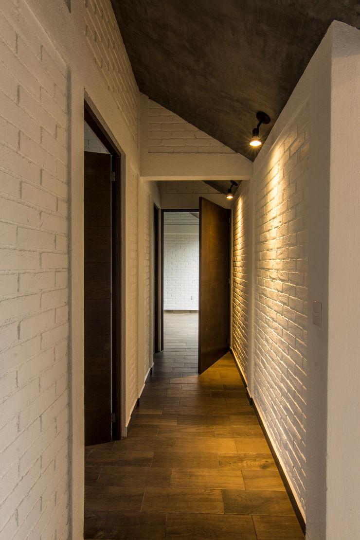 Sin Título Arquitectura Modern Koridor, Hol & Merdivenler