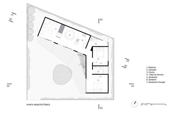 Sin Título Arquitectura Modern Bahçe