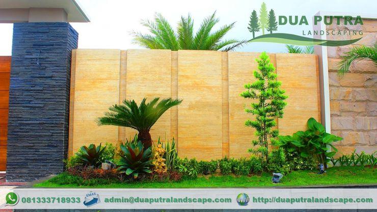 Dua Putra Landscape Front yard