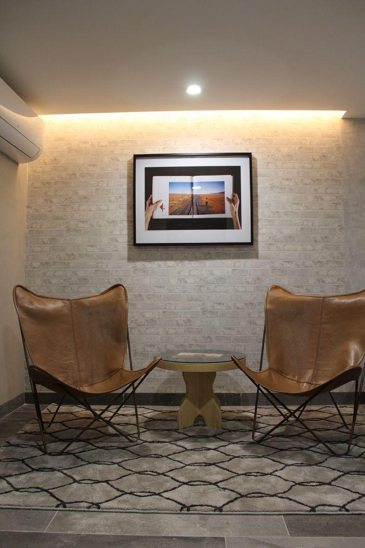 MONTAUDON INTERIORISMO Hotel Modern