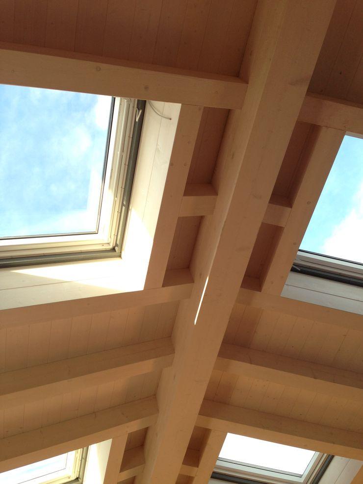 Architetti Baggio Мансардні вікна