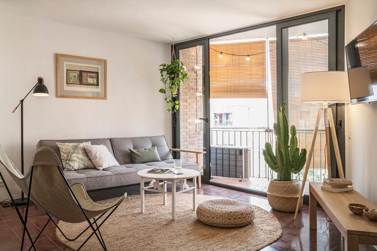Bloomint design Phòng khách phong cách Địa Trung Hải