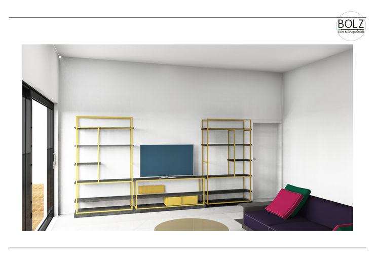 Wohnwand Bolz Licht und Wohnen · 1946 Moderne Wohnzimmer