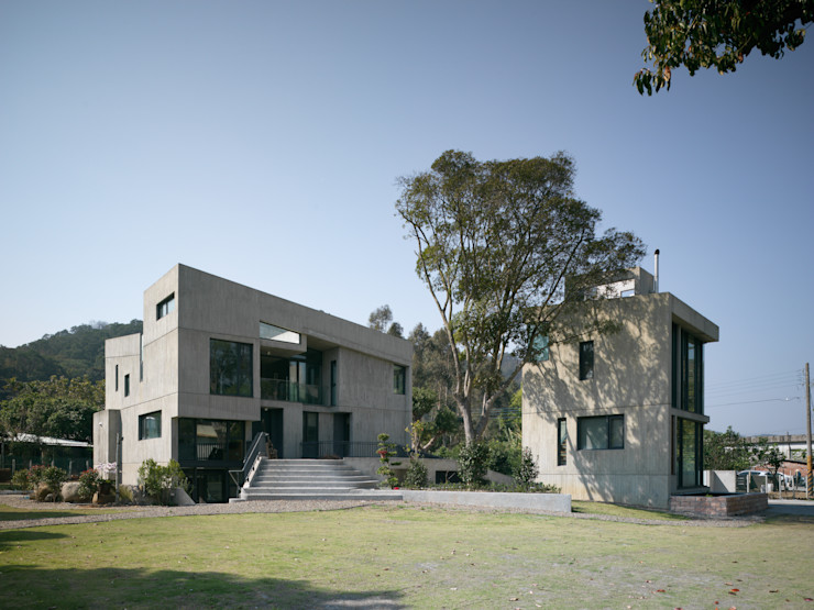 關西杜宅 形構設計 Morpho-Design 別墅