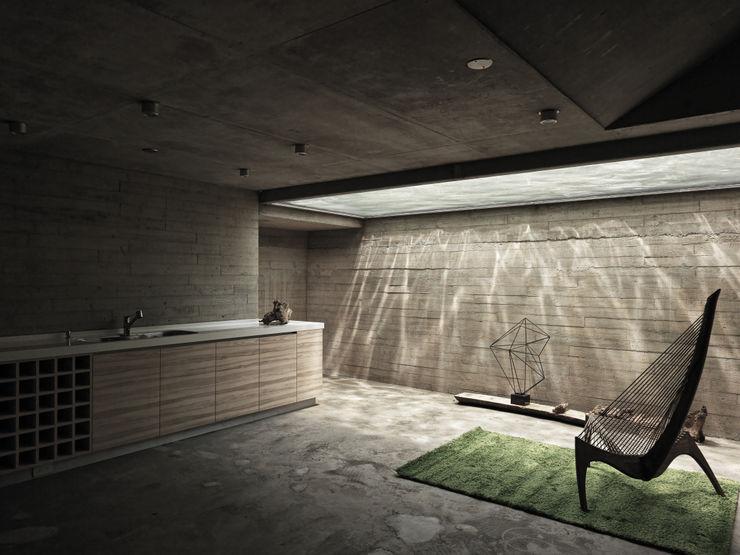 關西杜宅 形構設計 Morpho-Design 視聽室