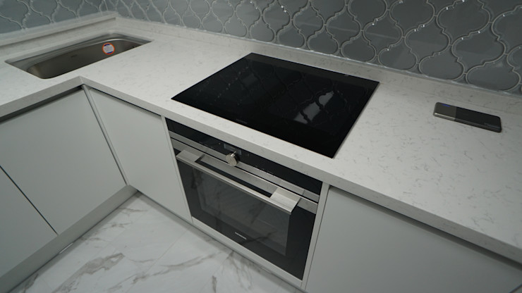 YONG DESIGN Built-in kitchens