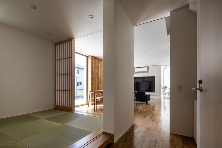 松岡淳建築設計事務所 視聽室