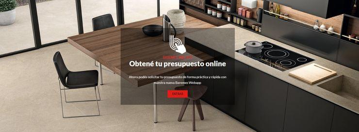 iTOPKer by INALCO Argentina CozinhaBancadas Pedra Branco