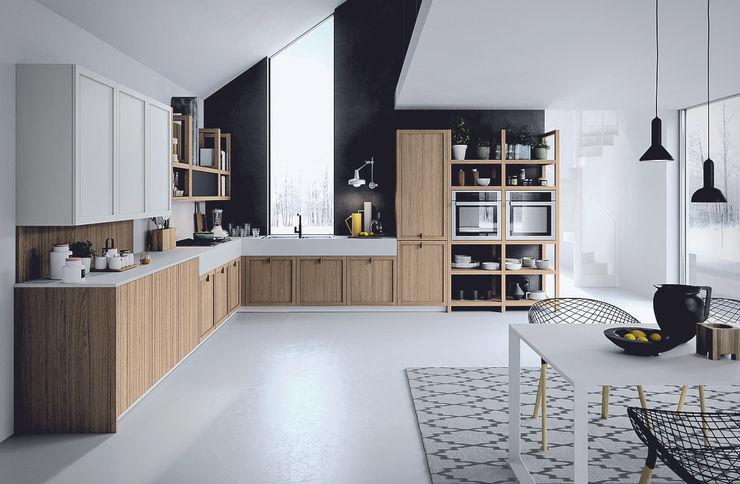 Dibiesse - Mia ROOM 66 KITCHEN&MORE Cucina attrezzata