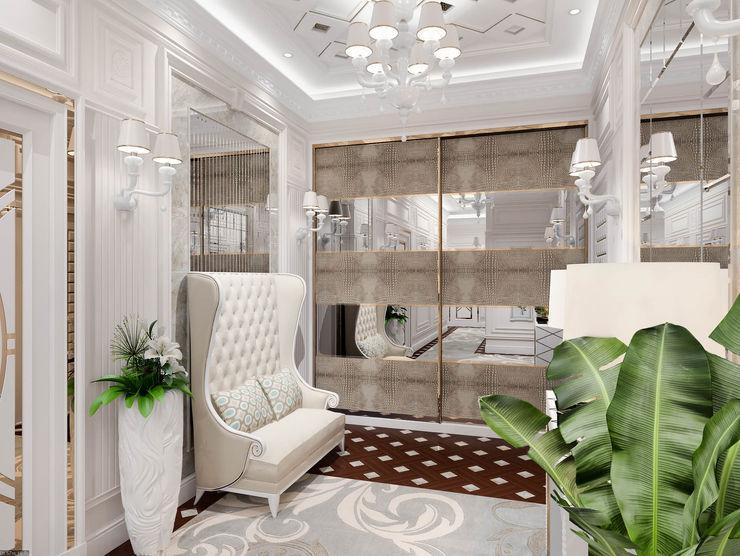 Corridor - Interior design DMR DESIGN AND BUILD SDN. BHD.