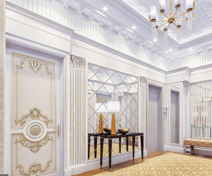Entrance hall - Interior design DMR DESIGN AND BUILD SDN. BHD.